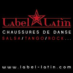 Chaussures de danse pour femme et pour homme - chaussure de danse latine. Tango, salsa, danse de salon, danse de société et professionnel de la danse.
