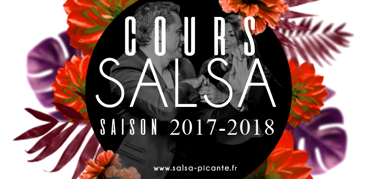 COURS SALSA RENTREE 2017-2018