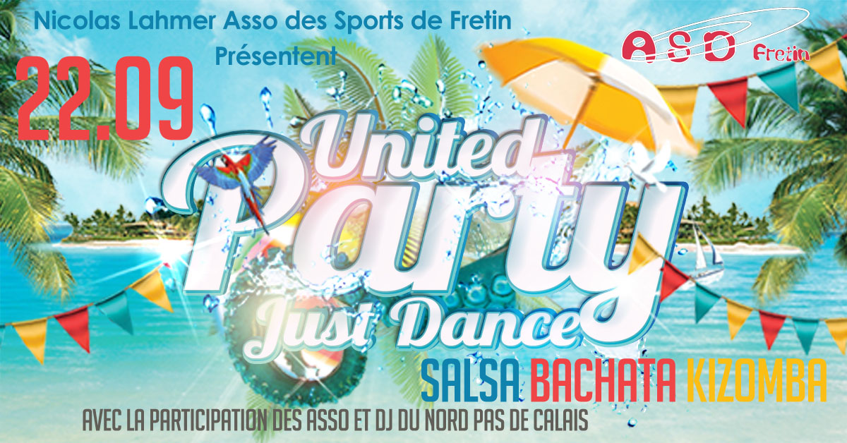 UNITED SALSA PARTY LILLE